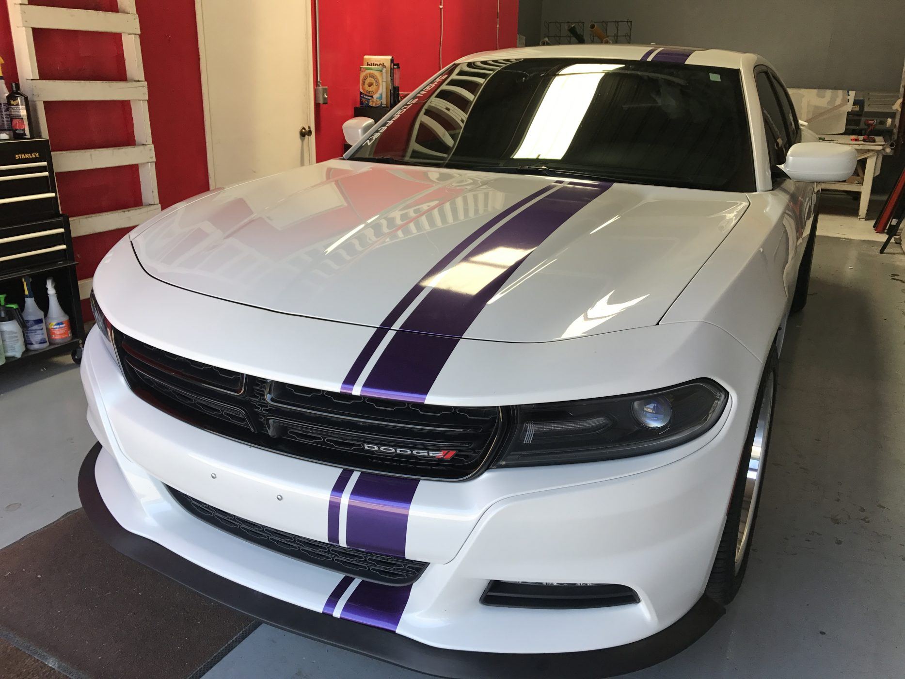 Color Change Car Wrap